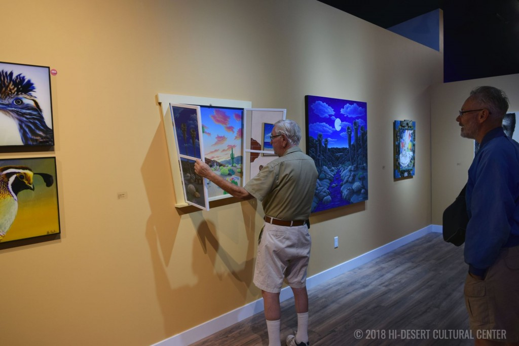 HDCC YVVPAC Desert Icons Exhibition 21
