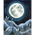 CAMPBELL - Moon Wish - 21x17 - 300